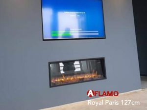 noble flame Paris gazco radiance