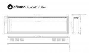 Technische tekening royal 60